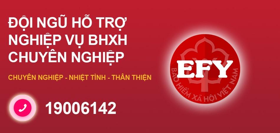 Hỗ trợ EFY02